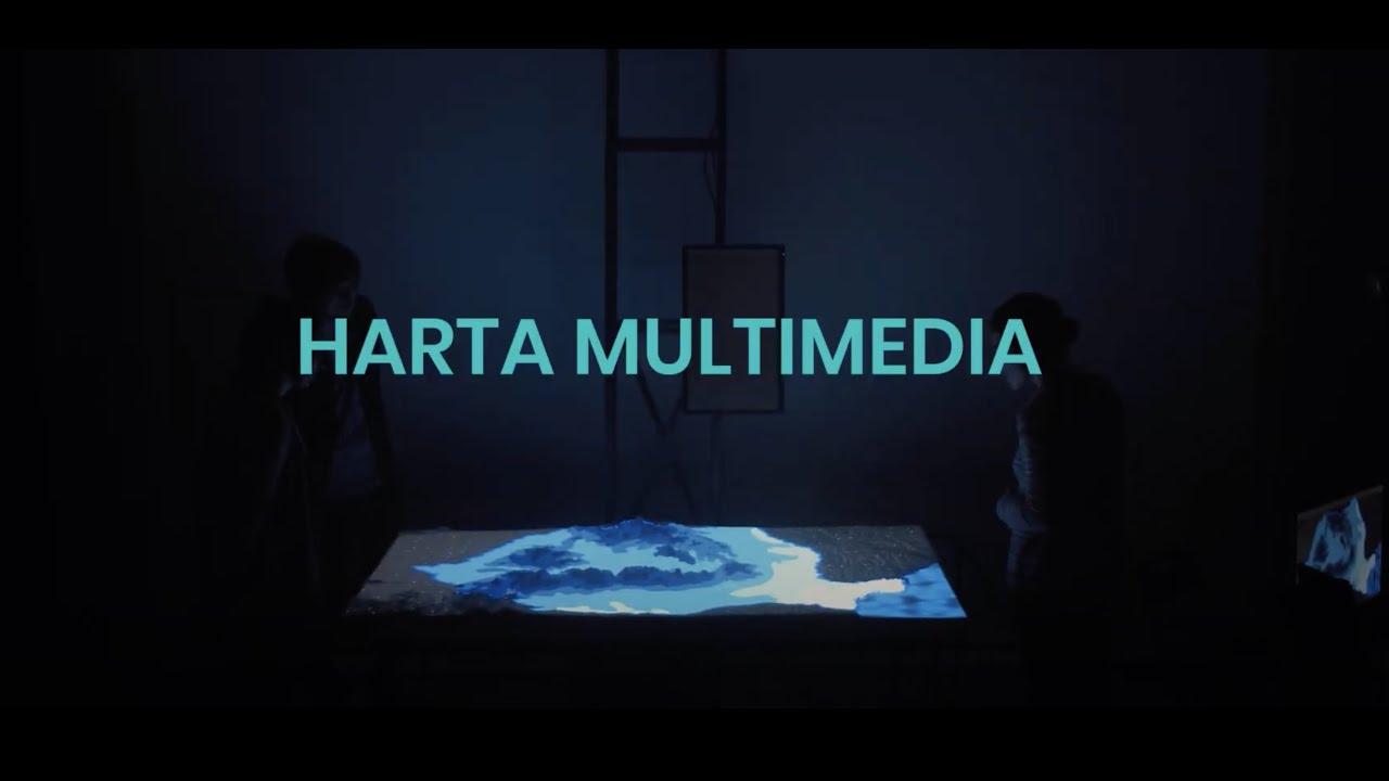 Harta Multimedia @Punctart 2020