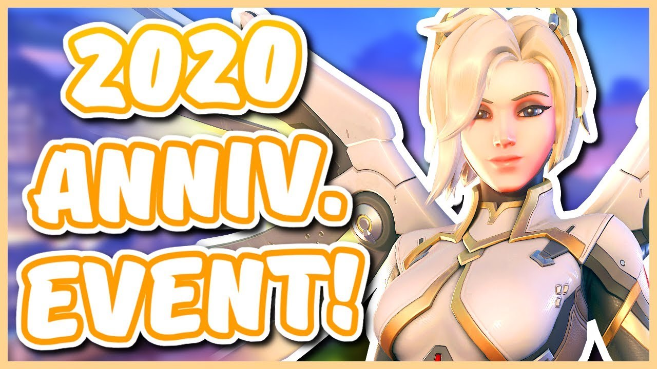 Overwatch - WILL OVERWATCH 2 RELEASING WITH THE ANNIVERSARY EVENT?! thumbnail