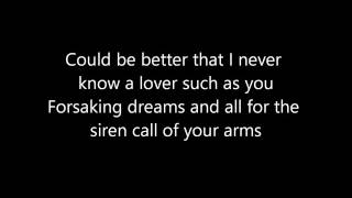 Frankie Laine - Jezebel (Lyrics)