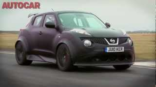 Nissan Juke-R 2012 Videos