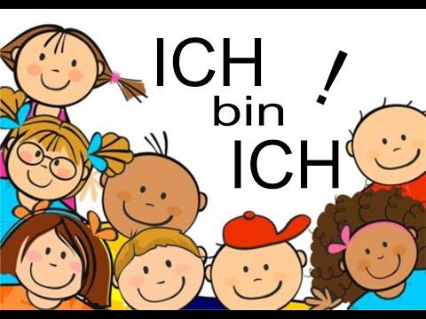 ICH bin ICH - Neues BEWEGUNGSLIED (Lernvideo) ♪ Kinderkonzerte Grundschule Wir sind Wir