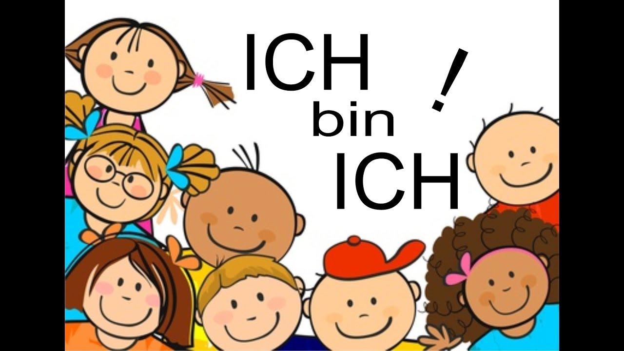 Ich Bin Ich Mutmachlied Mitmach Video Kinderlieder Bewegungslieder Grundschule Musik