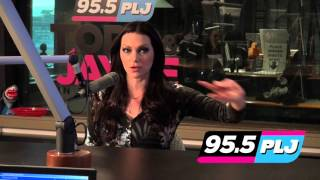 laura prepon on todd jayde 955 plj radio