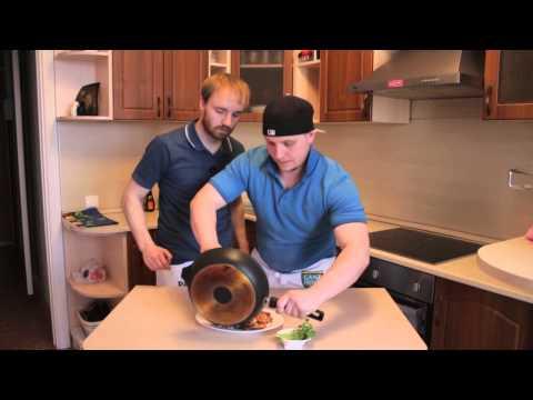 Как жарить креветки в соусе терияки