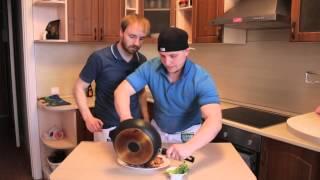 Креветки в соусе