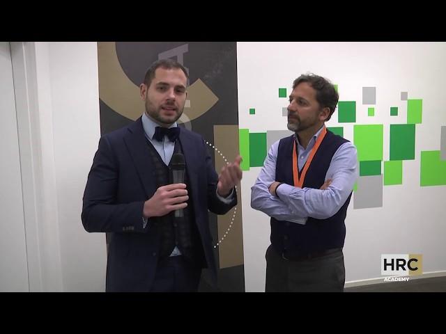 "HR Innovation Program ""La voce del TEAM Academy"" - DANONE, MILANO 02/12/2019"