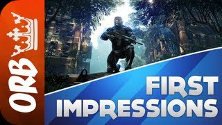 First Impressions 39-7 (Crysis 3 Beta)