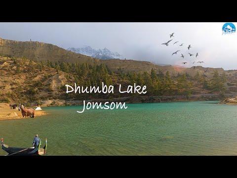 Dhumba Lake Jomsom Mustang
