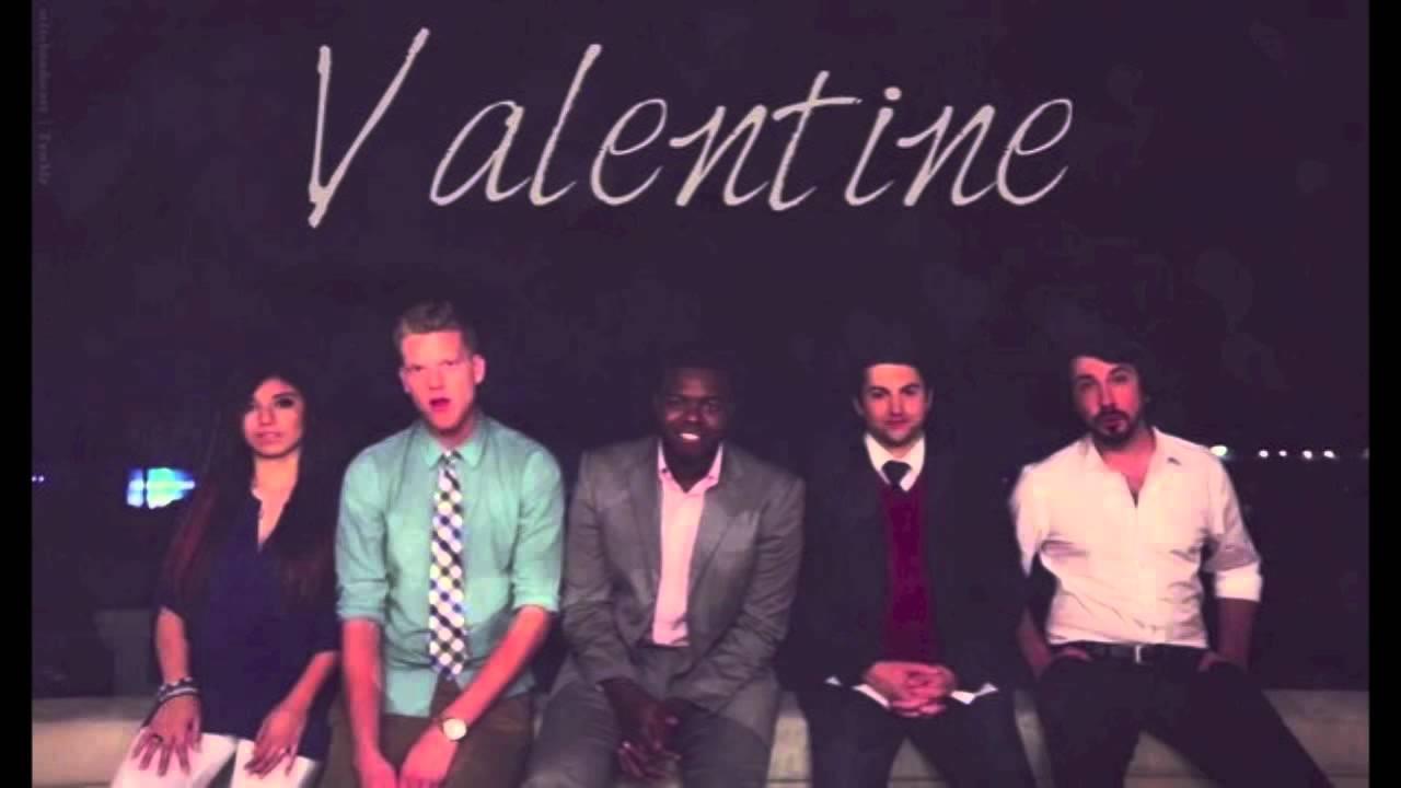 Fesselnd Valentine Cover By Dom   Jessie Ware And Sampha (Pentatonix Arrangement)