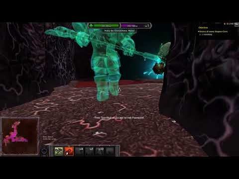 War for the Overworld -  UG7 Master Shale |