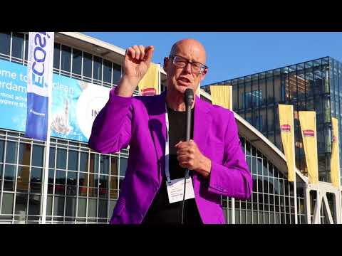 WORLD'S LARGEST CLEANING SHOW IN AMSTERDAM (INTRODUCTION) | INTERCLEAN 2018 TOUR