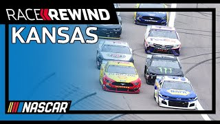 Logano bests Harvick and changes the playoff landscape | Race Rewind | NASCAR Playoffs from Kansas