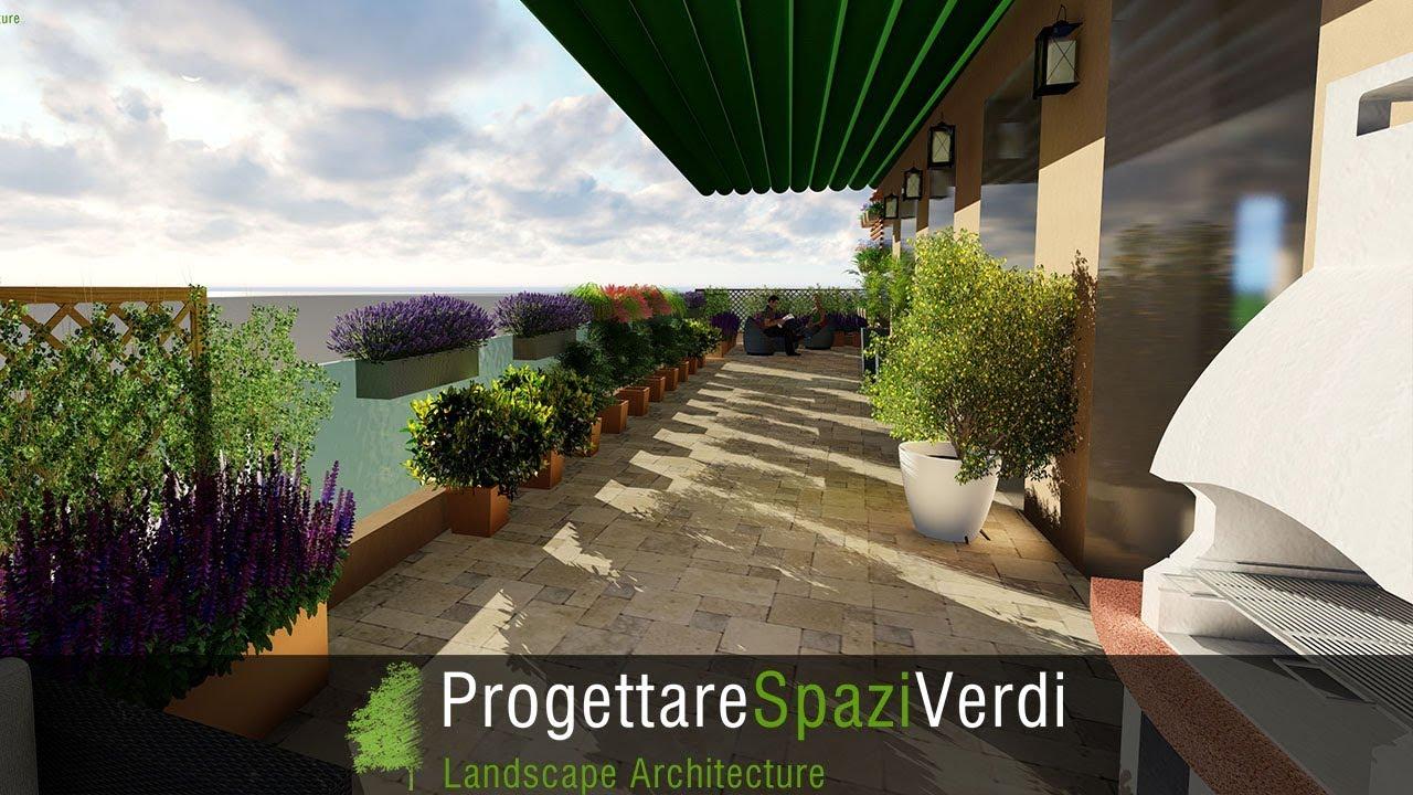 Progettare Spazi Verdi: progettazione giardini e terrazzi Genova ...