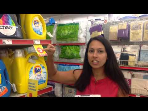 Family Dollar Tide Laundry Detergent Deal!!