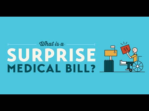 What is a Surprise Medical Bill?