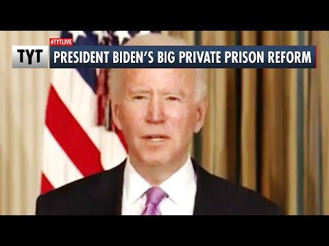 Biden's HUGE Private Prison Decision