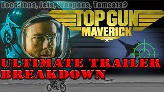 Top Gun 2 Tom Cruise Maverick Breakdown & Trailer Spoilers: F18 vs F14 Jet ?