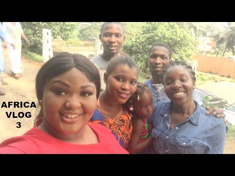 Its Finally Sunday !! (Africa Vlog 3)