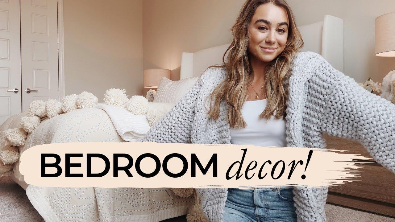 MODERN BOHEMIAN BEDROOM DECOR! Julia Havens - YouTube on Modern Bohemian Bedroom Decor  id=21512