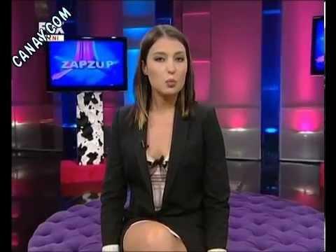 Tugce Kurt Frikikler Bacak Canay Tv