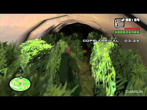 Grand Theft Auto San Andreas -The Truth Missions #2 - Are You Going To San Fierro