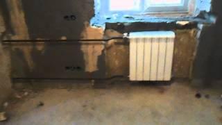 Замена чугунных батарей на биметаллические радиаторы(Видео замены старых чугунных радиаторов в квартире на биметаллические Рифар биметалл и Рифар монолит с..., 2014-07-14T17:42:27.000Z)