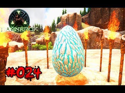 Eier Ausbrüten Ark