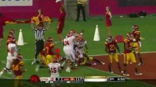 Utah vs. USC 2011 Highlights