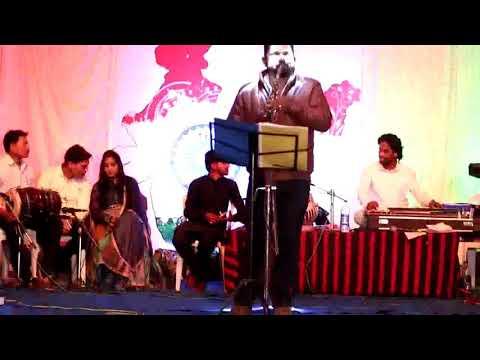 Aye Mere Watan ke logon Instrumental (Saxophonist Paresh Lokhande) Gondia