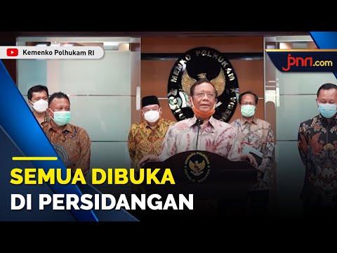 Mahfud MD Berjanji Usut Temuan Komnas HAM soal 6 Laskar FPI Tewas di Tangan Polisi