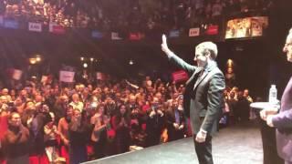 Video Dans les coulisses de Bobino |Emmanuel Macron download MP3, 3GP, MP4, WEBM, AVI, FLV Agustus 2017
