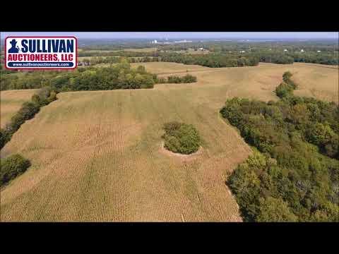 Lena E. Schafer Aerial Tour - Hancock County, IL