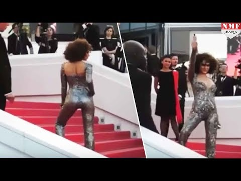 Kangana Ranaut at Cannes 2018: Queen...