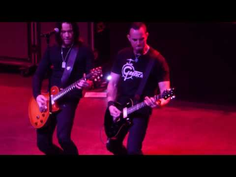 """""""Wonderful Life & Isolation"""" Alter Bridge@The Fillmore Silver Spring, MD 2/10/17"""