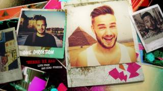 One Direction - Where We Are (Blu ray & DVD Menu Background)