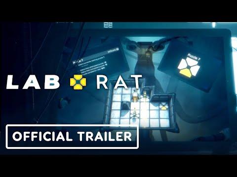 Lab Rat - Official Reveal Trailer | gamescom 2020