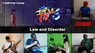 Final Fight 3 - Law and Disorder (VGMasters)
