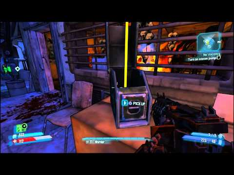 Borderlands 2 - Episode 9 - E-Tech To The FACE! - Chapter 1 - (KNX099)