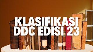Tutorial Menggunakan Klasifikasi DDC Edisi 23
