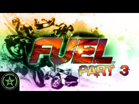 Let's Play - Fuel Part 3 - Off the Road Again