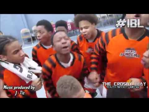 2018 IBL Final 4: Erie Rise vs Harborcreek Youth Services