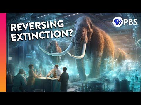 De-Extinction: A Mammoth Undertaking