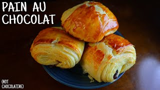 PAIN AU CHOCOLAT (Chocolate Croissants) RECIPE!  Authentic French Pain au Chocolat