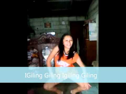 IGiling Giling (English words)