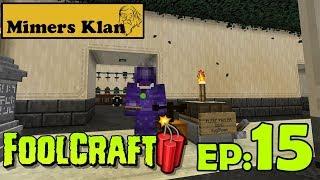 Foolcraft 3 : Mimer's Klan : Driller SlizeDK (Flere fakler og Ferie)