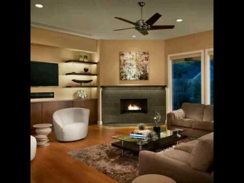 Living Room With Tv In Corner wall mount tv corner stand ideas part 2 - home design - youtube
