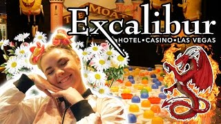 Game | More carnival game and claw machine fun at Excalibur arcade! The Crane Couple | More carnival game and claw machine fun at Excalibur arcade! The Crane Couple