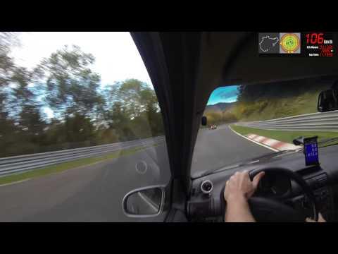 Opel Corsa B 2.0 16v Nurburgring Nordschleife - GoPro Hero3 Black