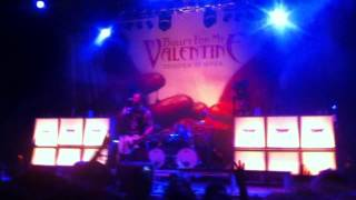 Bullet For My Valentine - Bittersweet Memories, Live @ Poppodium 013