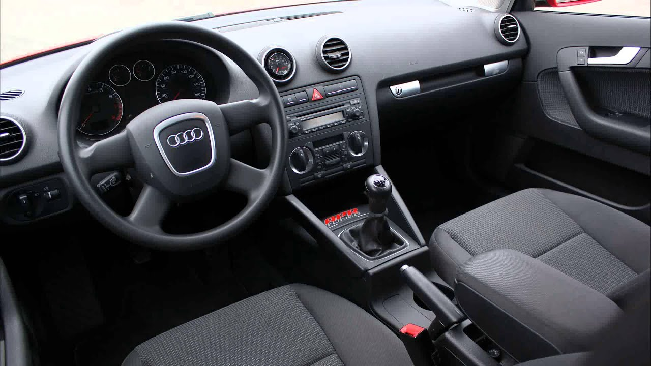 2006 audi a3 2 0 turbo youtube. Black Bedroom Furniture Sets. Home Design Ideas